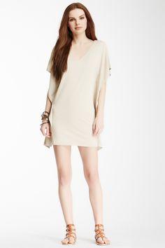 Essential Cape Dress on HauteLook $45.00