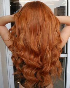 Hairstyles Ideas For Events Ginger Hair Color, Red Hair Color, Hair Color Balayage, Hair Inspo, Hair Inspiration, Copper Hair, Auburn Hair, Grunge Hair, Fall Hair