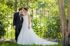 Sesión de novios en la hacienda en Yucatán / Groom and bride photo shoot in the hacienda #Boda #Wedding #Yucatán #Hacienda