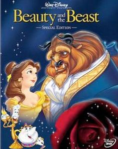 'Beauty and the Beast' this was the very first movie I ever saw in the theater!