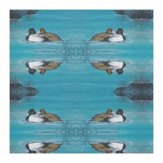 """Jennifer Lake Art: Out of the Blue ~ Pullout  New Fabric ~ """"Out of th..."""