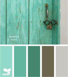 Color Pallet- bedroom colors for decor