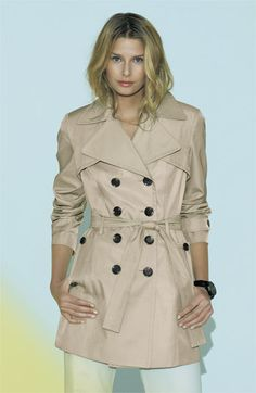 need a classic trench