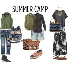 Camp with a style