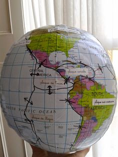Cabrioles et Cacahuètes: Les Plaques Tectoniques