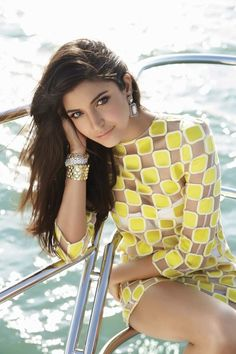 Anushka Sharma for Vogue