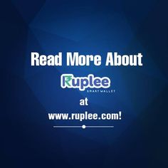 Wanna pay through your phone?? For more details visit us at : http://ruplee.com