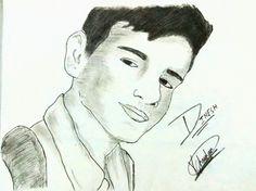 My friend sketch