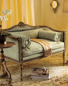 Velvet Love Seat
