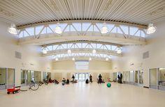 REED Academy   WXY Architecture + Urban Design; Photo: Albert Vecerka/ESTO   Archinect
