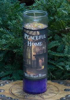 White Magick Alchemy - Peaceful Home Ritual Spell Jar Vigil Candle . Banishing Negative Energy Flows, (http://www.whitemagickalchemy.com/peaceful-home-ritual-spell-jar-vigil-candle-banishing-negative-energy-flows/)
