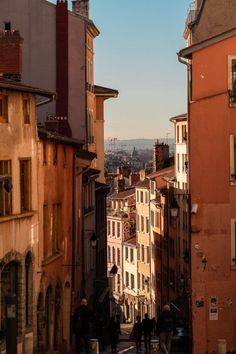15 Secrets To Help You Visit Lyon, France Like A Local : Croix-Rousse Lyon France Our Lyon travel guide is the best tool for planning a trip to Lyon. Grab these Lyon travel tips and start planning your first trip to Lyon, France! Lyon France, Ville France, Air France, South Of France, Lyon City, Provence, Loire Valley, Wine Tourism, Amsterdam