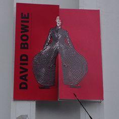 Museu da Imagem e o Som - Exposição David Bowie