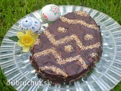 Fotorecept: Veľkonočné vajíčko Birthday Cake, Desserts, Food, Tailgate Desserts, Deserts, Birthday Cakes, Essen, Postres, Meals