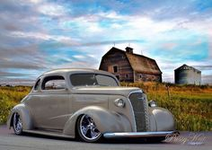 '37 Chevy Coupe