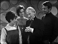 Just the unknown - The Sensorites - Doctor Who - BBC
