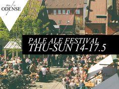 #PaleAleFestival. Hold nu bare kæft og smag på øllet. #christianfirtal   Læs anbefalingen på: http://www.thisisodense.dk/da/18405/pale-ale-festival