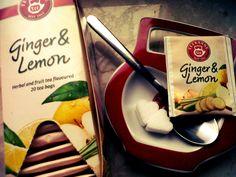 Ginger & Lemon