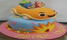 team umizoomi birthday cakes