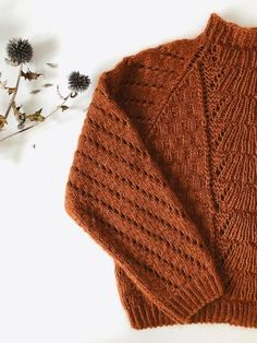 Önling - A Nordic design and yarn universe for great knitting projects Knitting Kits, Knitting Designs, Knitting Projects, Baby Knitting, Crochet Wool, Crochet Bebe, Crochet Pattern, Holiday Crochet, Mohair Sweater