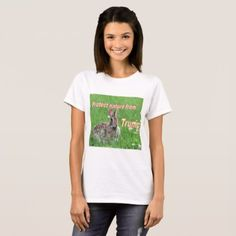 We need to be their voice T-Shirt -nature diy customize sprecial design