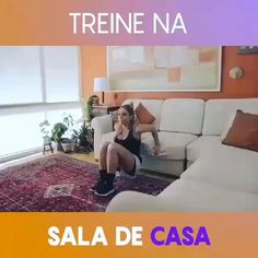 Treinos Para Pernas, Braço, costa, bumbum e Abdômen em Casa 🏋️‍♂️🤸‍♀️ - Здоровье физ-ра - Fitness Herausforderungen, Fitness Workout For Women, Physical Fitness, Fitness Motivation, Fitness Quotes, Fitness Style, Fitness Humor, Fitness Nutrition, Mens Fitness