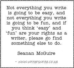 Quotable - Seanan McGuire