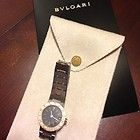 Bulgari BB Two Tone Watch Ladies w/pouch recently serviced at Bvlgari OC!!!!