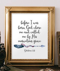 Boy nursery wall art decor Nursery bible verse Baby boy