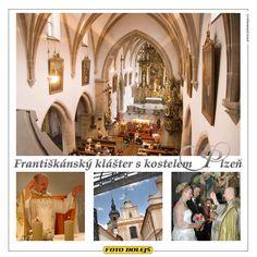 Plzeň, Františkánský kostel