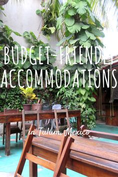 Are you planning on traveling to Tulum, Mexico on a budget? Check out my detailed accommodation guide with recommendations of cheaper places to stay on any budget!