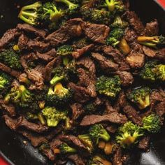 Easy Keto Beef and Broccoli Stir Fry - This low carb and keto stir fry recipe is a perfect weeknight family meal as it is ready in under 20 minutes. a perfect easy keto recipe of an easy keto dinner. Broccoli Stir Fry, Broccoli Beef, Low Carb Soup Recipes, Keto Recipes, Keto Desserts, Recipes Dinner, Healthy Recipes, Parmesan, Stir Fry Low Carb