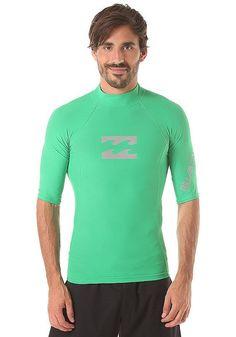 Features: Slim fit, Logoprint, UV Blocker 50 plus, Erhöhter Kragen, Stretchmaterial, HerstellerFarbe: green,  Material: 92% Nylon oder Polyamid, 8% Elastan...