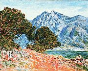 """New artwork for sale! - """" Claude Monet - Cap Martin  by Claude Monet """" - http://ift.tt/2lAeTMx"""