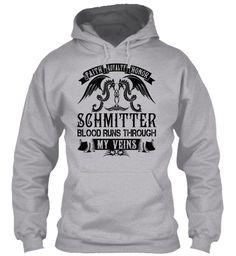 SCHMITTER - My Veins Name Shirts #Schmitter