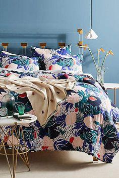 Cassie Byrnes Melbourne Quilt. #anthrofave #anthrobedroom #homedecor *aff*