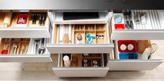 En este curso te proponemos varias soluciones de almacenaje para que puedas mantener tu cocina siempre ordenada. Organiza el espacio de tu cocina.