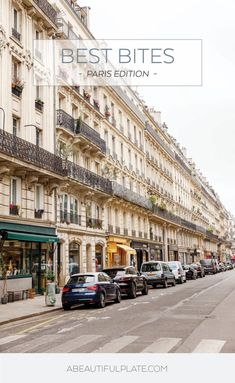 Where to Eat In Paris - A comprehensiveParistravel guide with ourmost memorable bites, pastry shops, restaurants, and recommendations.