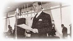Transcrição do discurso de Juscelino Kubitschek na inauguração de Brasília.