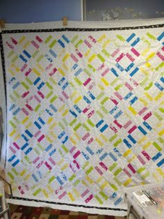 Quilt Kit - Queen Size when finished. $125.00, via Etsy.