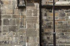 Mauer - Zeichen
