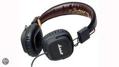 Marshall Major FX - On-ear koptelefoon - Zwart