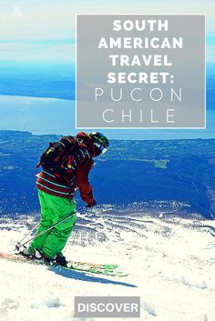 Discover South American Travel Secret: Pucon Chile here: http://www.boutiquesouthamerica.com.au/blog/south-american-travel-secret-pucon-chile/