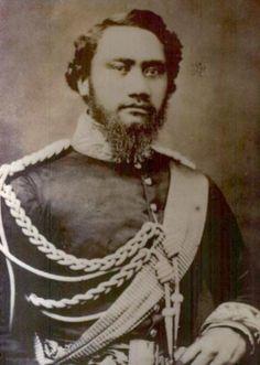 King Kamehameha IV (1834-1863)