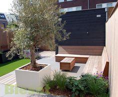 kleine tuin - Nieuws - Biesot - Erkend hoveniersbedrijf en tuin architect