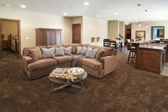 Traditional Basement Design, Pictures, Remodel, Decor and Ideas - page 25