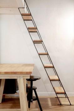 super compact staircase design