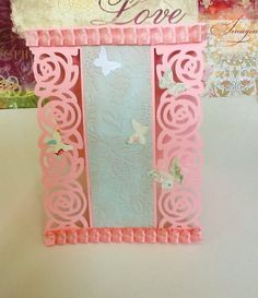 A personal favorite from my Etsy shop https://www.etsy.com/listing/236953946/hand-made-cards-blank-pink-roses-and