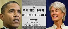 President Barack Obama advocates pairing patients and doctors of the same race, a goal toward which the law channels taxpayer dollars.