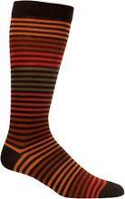 Chocolate Stripy Socks (Men's)